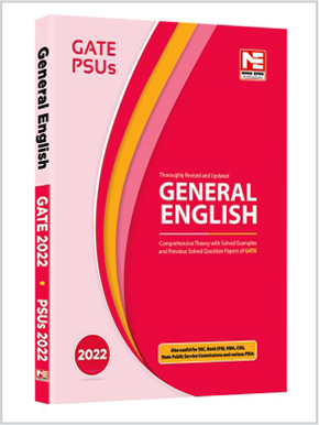 General English for GATE and PSUs: 2022