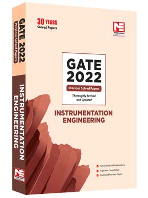 GATE-2022: Instrumentation Engg. Prev Sol. Papers