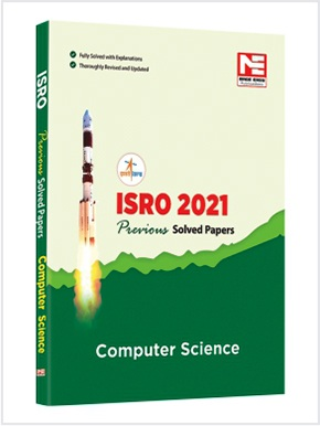 ISRO: Computer Science Previous Solved Papers 2021