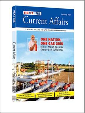 Current Affairs NEXT IAS- February 2021
