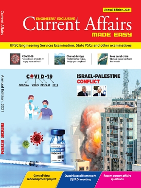 Current Affairs MADE EASY Annual Edition 2021